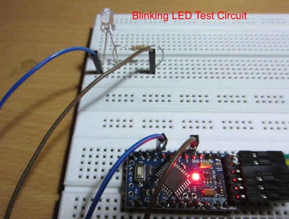 Test Circuit : It works perfectly!!!