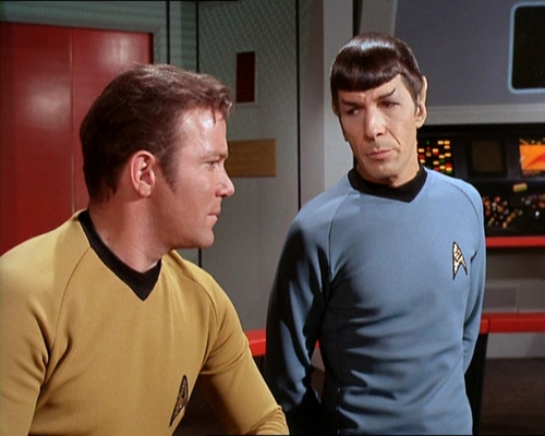 Spock explains Bayes Theorem