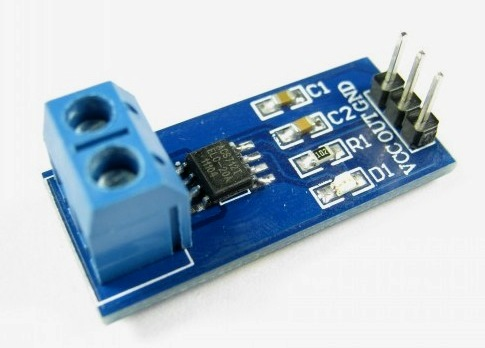 ACS712 Hall Effect Current Sensor